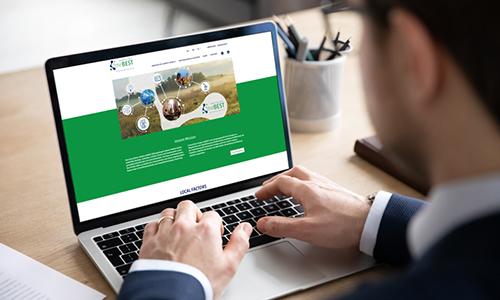 Internetseite für Campus meBEST